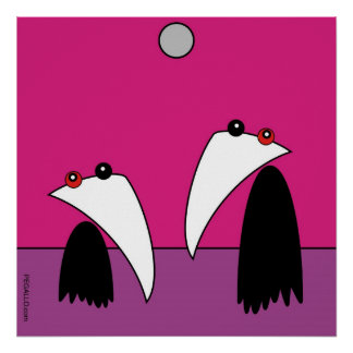 Raving Ravens - RK The Pride parade Posters