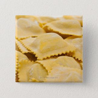 ravioli 15 cm square badge