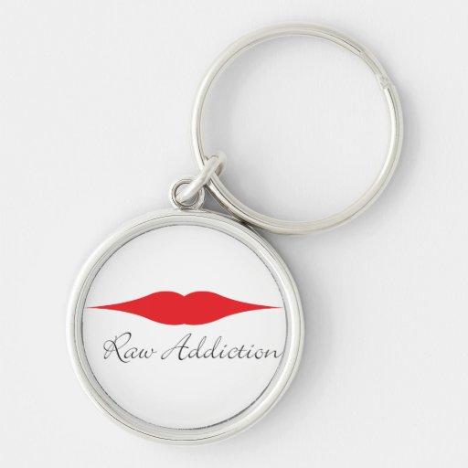 Raw Addiction Japanese Restaurant 06 Key Chains