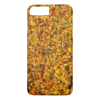 Raw amber iPhone 7 plus case