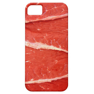 Raw Beef Steak Meat iphone 5 case