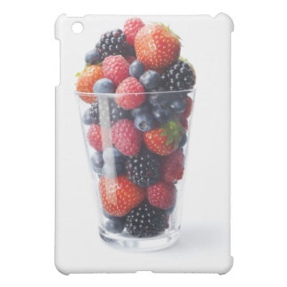 Raw fruit shake iPad mini case