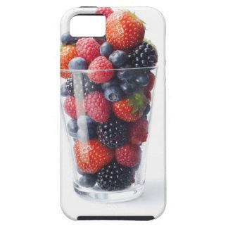 Raw fruit shake tough iPhone 5 case