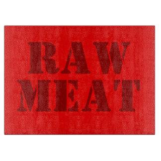 Raw Meat Cutting Board