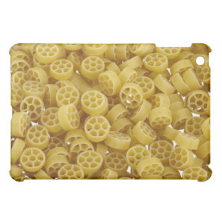 Raw pasta background case for the iPad mini