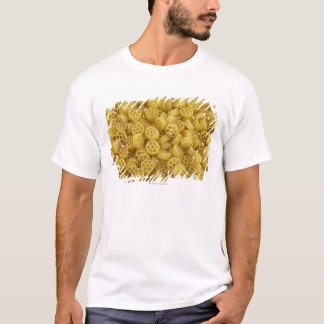 Raw pasta background T-Shirt