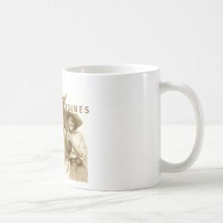 Rawhide Heroines Mugs