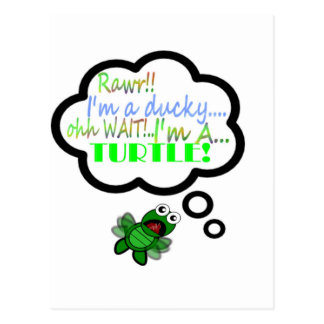 RAWR!!<3 POST CARD