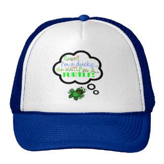 RAWR!!<3 TRUCKER HATS