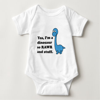 Rawr Baby Bodysuit