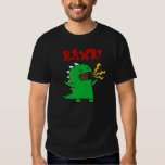 RAWR Dino - customisable! T-shirts