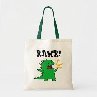 RAWR Dino - customizable Bag