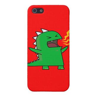 RAWR Dino - customizable iPhone 5 Cases