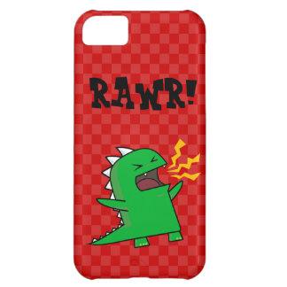 RAWR Dino - customizable small iPhone 5C Cases