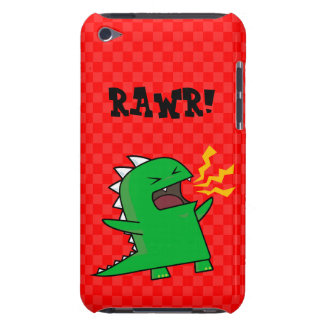 RAWR Dino - customizable! (small) iPod Touch Case