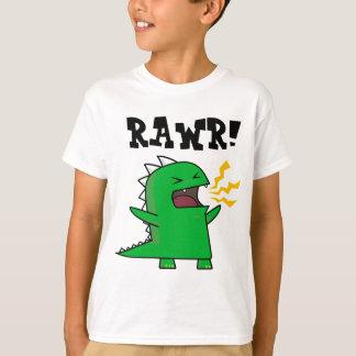 RAWR Dino - customizable! T-Shirt