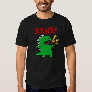 RAWR Dino - customizable! T-shirts