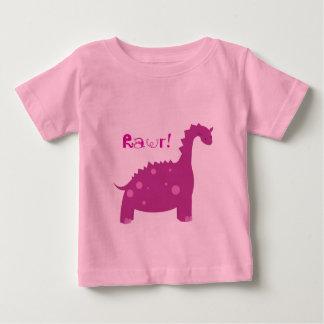 Rawr dinosaur - baby t-shirt