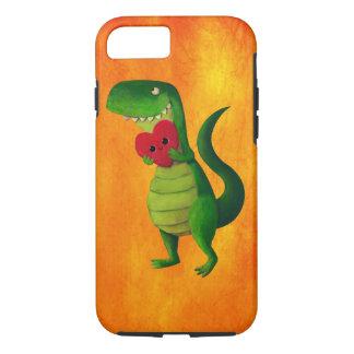 RAWR Dinosaur Love iPhone 8/7 Case