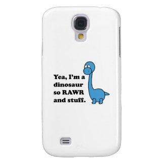 Rawr Galaxy S4 Case