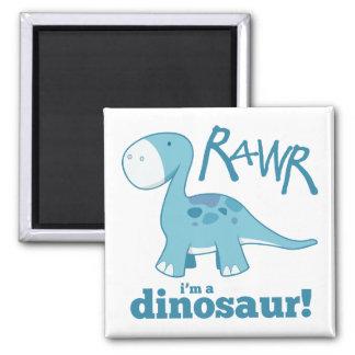 RAWR I'm a Dinosaur Magnet