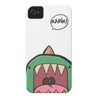 RAWR iPhone Case