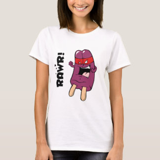 RAWR! Ninja IceCream T-Shirt