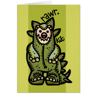 rawr to you and yours. card