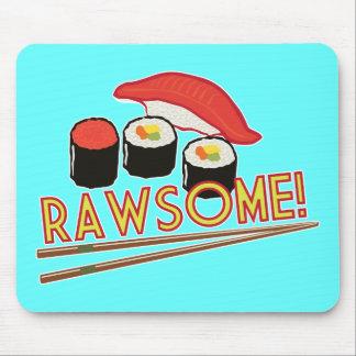 Rawsome! Mouse Mat