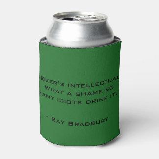Ray Bradbury Can Coozie
