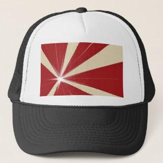 Ray Grunge Background Trucker Hat
