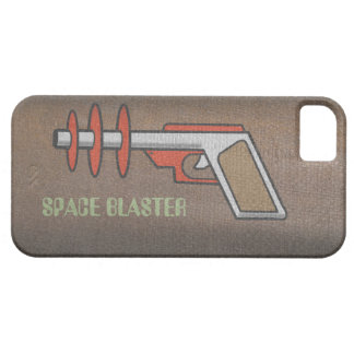 RAY GUN matte finish by jetpackcorps iPhone 5 Cover