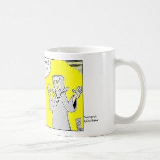 RAY GUN, TheStripMallbyChrisRogers Coffee Mug