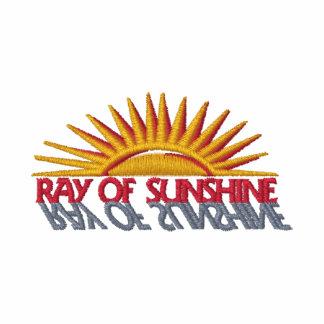 RAY OF SUNSHINE POLO SHIRTS