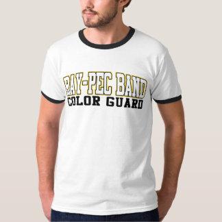Ray-Pec Band Color Guard Shirt