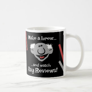Ray Reviews Mug