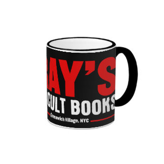 Ray s Occult Book Shop Coffee Mug