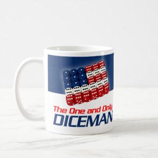 Ray Semko The DICE Man Mug