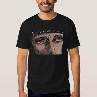 Ray, the pedestrian tshirts