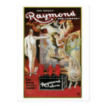 Raymond The Great ~ Witches Vintage Magic Act