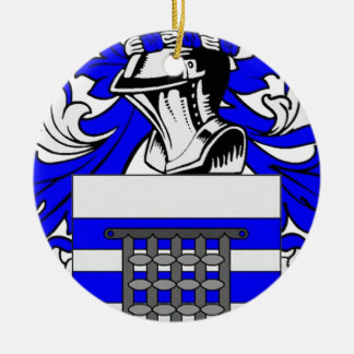 Raynolds Coat of Arms Ornaments