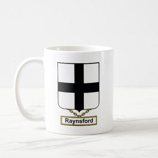 Raynsford Family Crest Mug