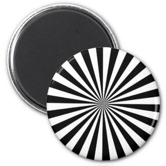RAYS.jpg 2 Inch Round Magnet