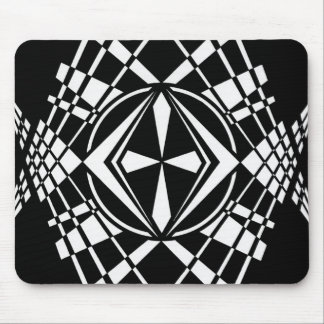 rays mouse pad