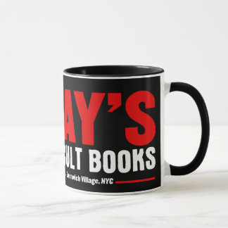 Ray's Occult Book Shop Mug