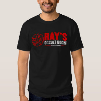 Ray's Occult Book Shop Tshirt