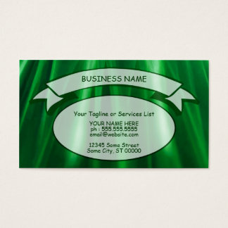 rays of grass lawn services business card