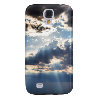 Rays of sunshine from above galaxy s4 case