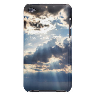 Rays of sunshine from above iPod touch case