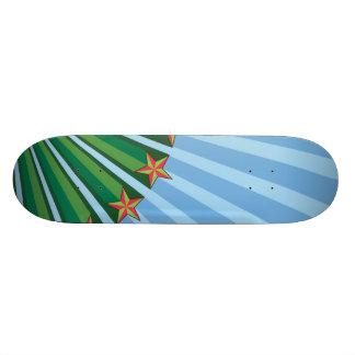 rays skateboard decks